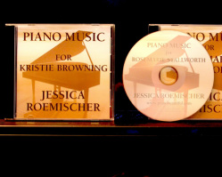 Jessica Roemischer Creates Personalized Piano Music